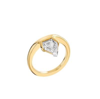 #NUUN #Ring #gold #diamond #Bague #or #Diamant