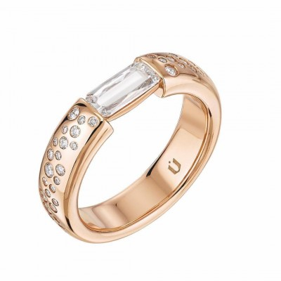 #NUUN #Ring #gold #diamonds #Bague #or #Diamants