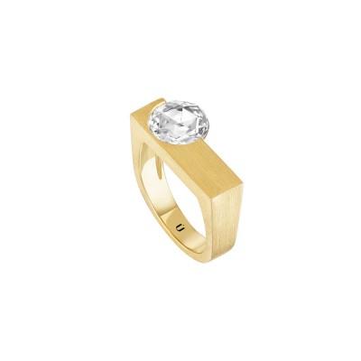 #NUUN #'Thalab Ring' #gold #diamond #bague #or #diamant