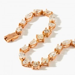 #SHAY #Bracelet #Diamond #Diamant